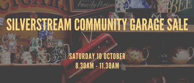 Silverstream Community Garage Sale