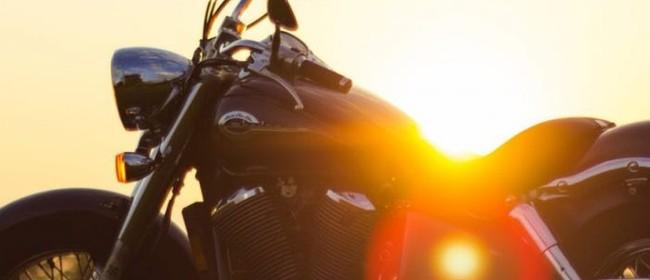 Waitaki Valley Motorcycle Rally - Thunder In The Valley