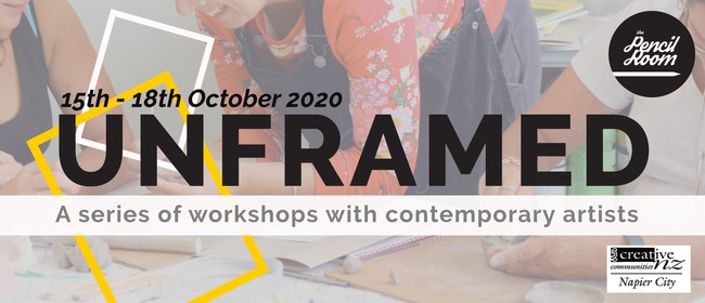 Unframed Artist Workshops
