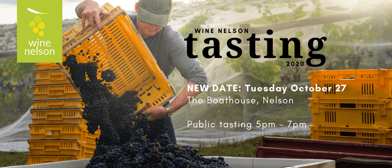 The Official Nelson Wine Tasting 2020