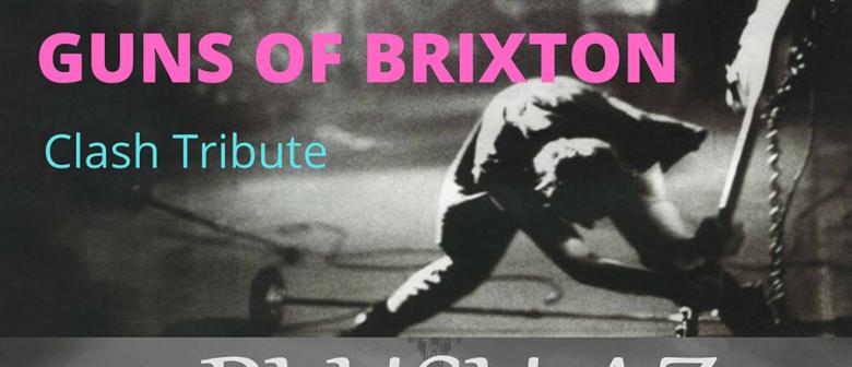 Guns Of Brixton, Plush AZ, Bus Crash