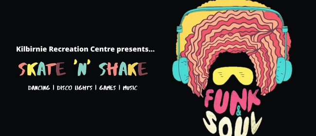 Skate 'n' Shake - Funk & Soul