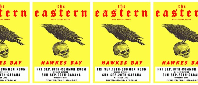 The Eastern. with Tucker Lane.