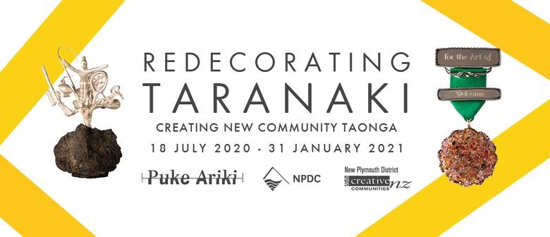 Redecorating Taranaki