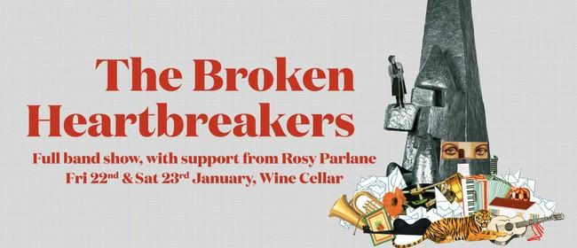 The Broken Heartbreakers Full Band Show