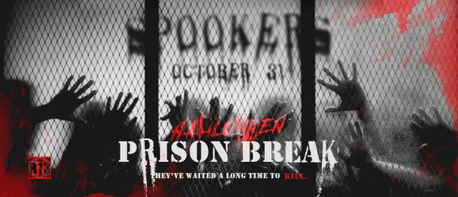 Prison Break- A Halloween Theme Night