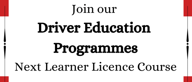 Learner Licence Course