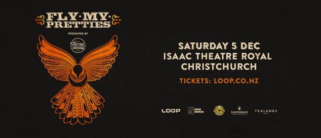 Fly My Pretties - 2020 New Zealand Tour