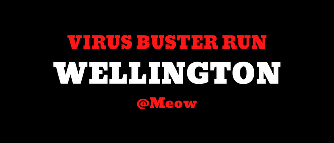 Virus Buster Run: Wellington