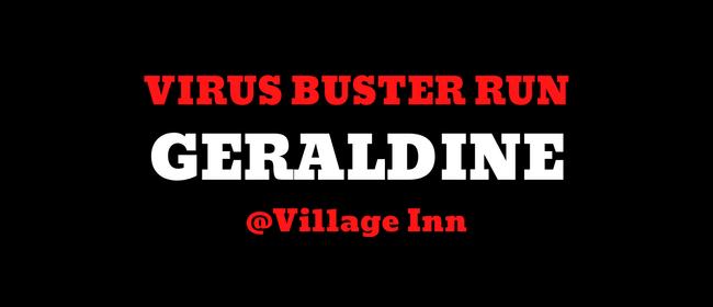 Virus Buster Run: Geraldine