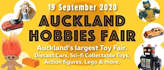 Auckland Hobbies Fair & Toy Fair: CANCELLED