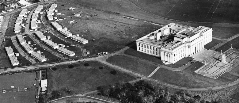 A Place to Stay Awhile: Auckland's Transit Camps 1944-49