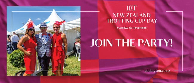 IRT NZ Trotting Cup Day