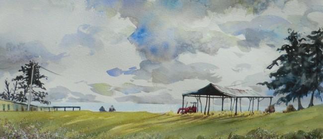 Impressionist Watercolours Workshop