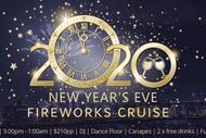 New Years Eve Fireworks Cruise