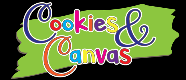 School Holiday Program - Cookies & Canvas for the Kids