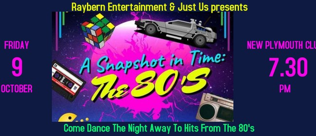 Snapshot In Time...The 80's