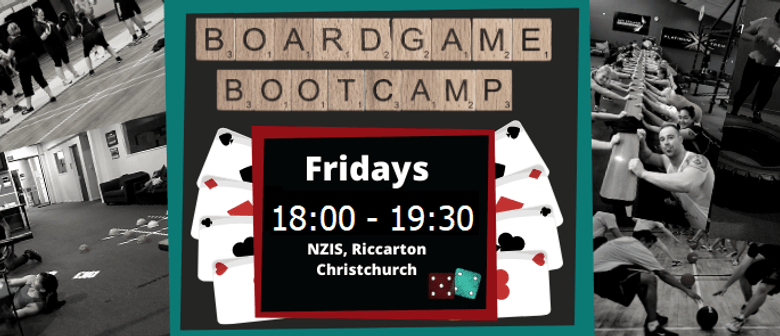 Gamified Fitness Bootcamp
