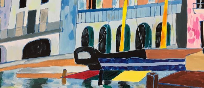 Intermediate Painting With Estel Slabbert