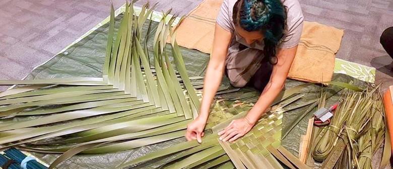 School Holiday Program - Whàriki Mat Weaving Harakeke