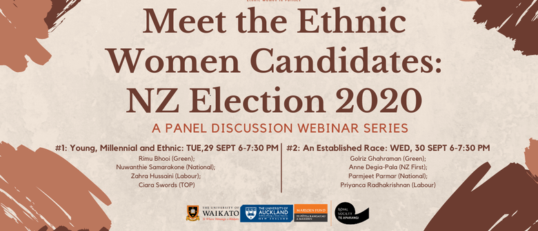 Meet the Ethnic Women Candidates: NZ Election 2020