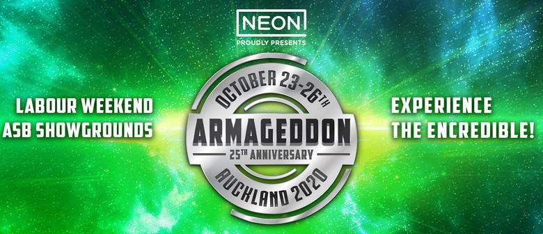 Auckland Armageddon Expo 2020