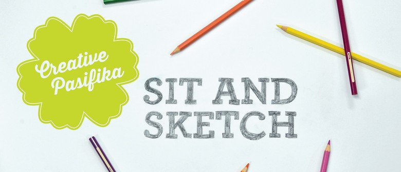 Sit and Sketch in the Galleries