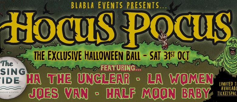 Hocus Pocus - Mt Maunganui Halloween Ball
