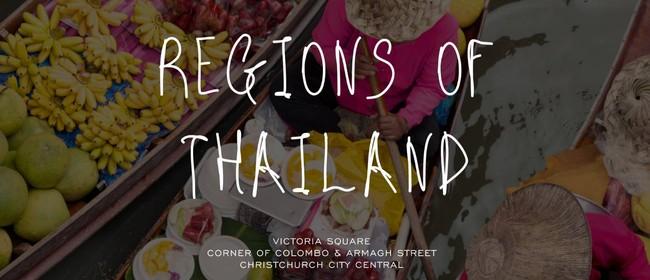 The Thai Festival 2021 - Regions of Thailand