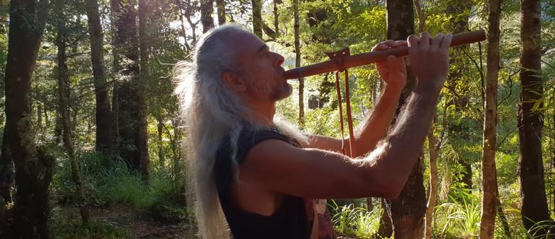 Didgeridoo & Flute Sound Journey, Wellington