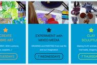 Art Classes - Term 4, 2020 - Creative Kid's Art Lab
