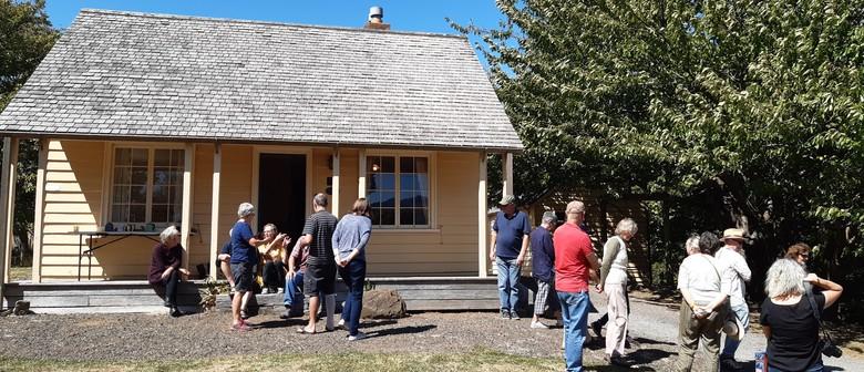 Pavitt Cottage Afternoon Tea & Heritage Tour - Heritage Fest