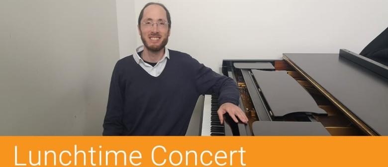 Lunchtime Concert: Pianist Aaron Epstein