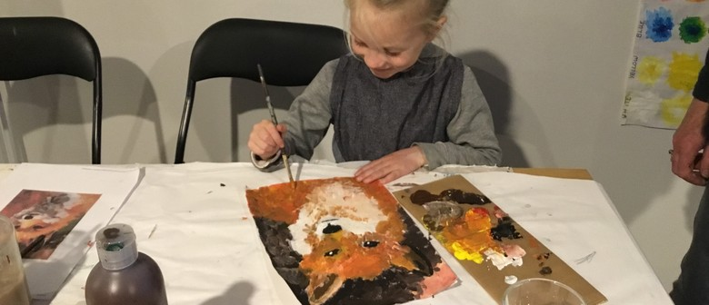 School Holiday Art Programme - Visions Art Studio