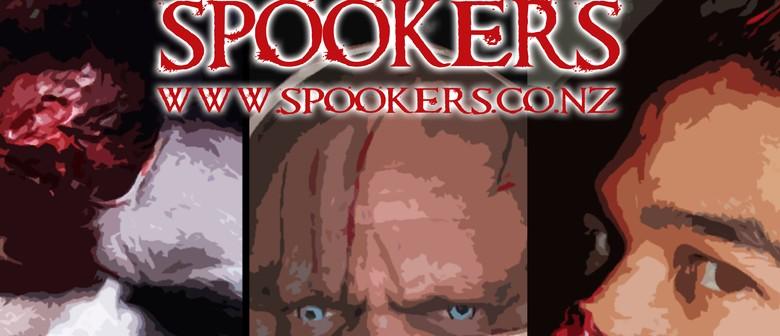 Spookers Super Scare