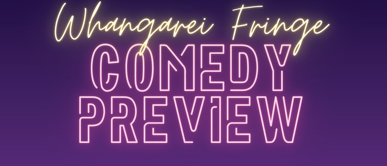 Fringe Comedy Preview