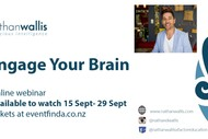 Engage Your Brain - Webinar