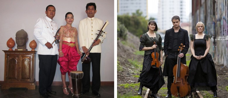 O Cambodia: NZSM Friday Lunchtime Concert