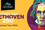 NZ String Quartet   Beethoven   Universal