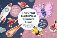 The Great NorthWest Treasure Hunt
