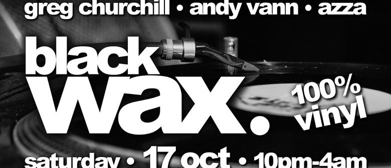 Black Wax (100 % Vinyl) #19