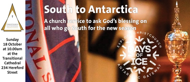 South to Antarctica