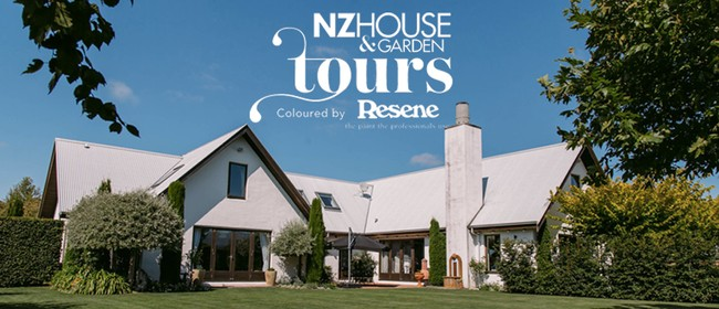 NZ House & Garden Tours - Dunedin