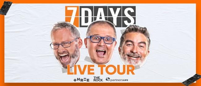 7 Days - Live Tour
