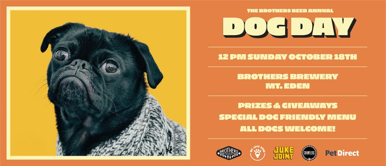 Brothers Beer Dog Day 2020
