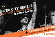 Richter City Rebels with Louis Baker