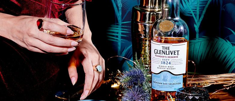 The Glenlivet Tasting Pairing Menu @ The Wine Cave
