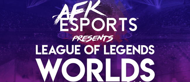 League of Legends Worlds 2020 Viewership Party