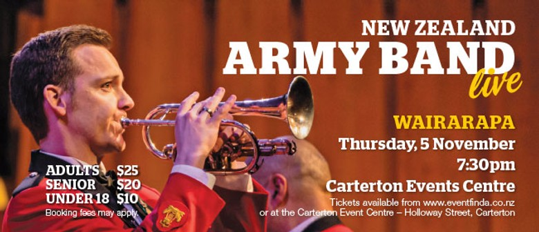 NZ Army Band Live