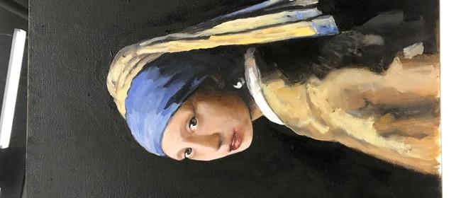 Portrait Oil Painting Classes